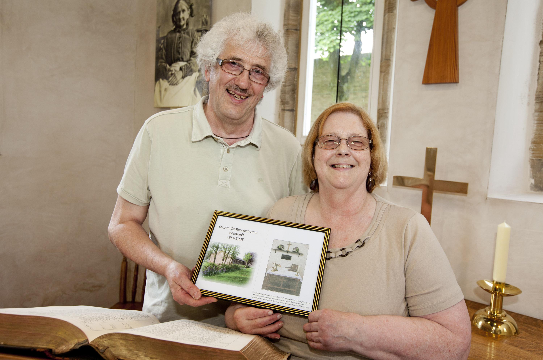 2013 Church of Reconciliaton - Colin & Elaine Belton